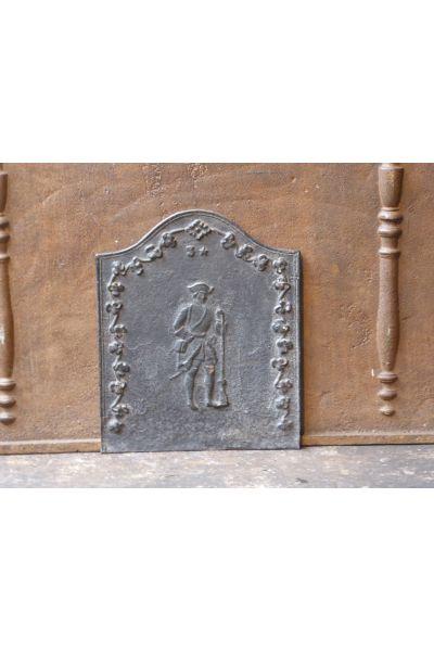 Placa Chimenea Victoriana