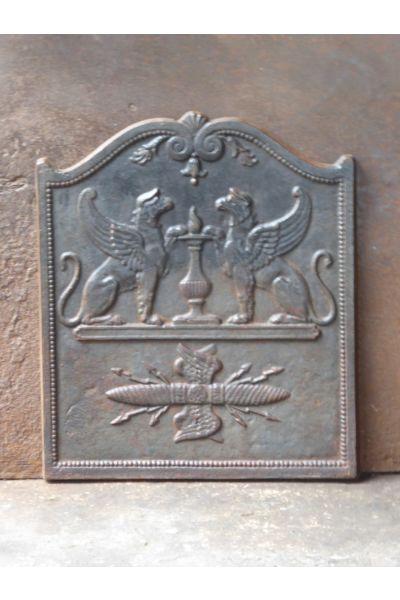 Placa Chimenea Neoclásica