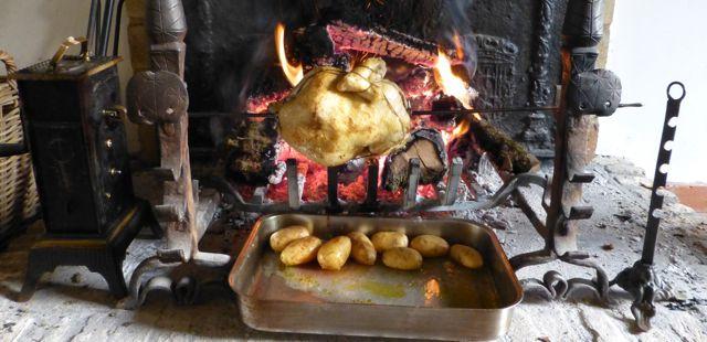 Utensilios de cocina de solera - Utensilios de chimenea ...