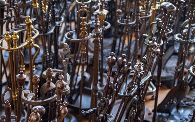 Accessorios de chimenea para la venta
